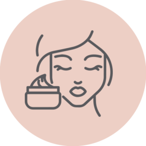 Salon Skin Care Icon