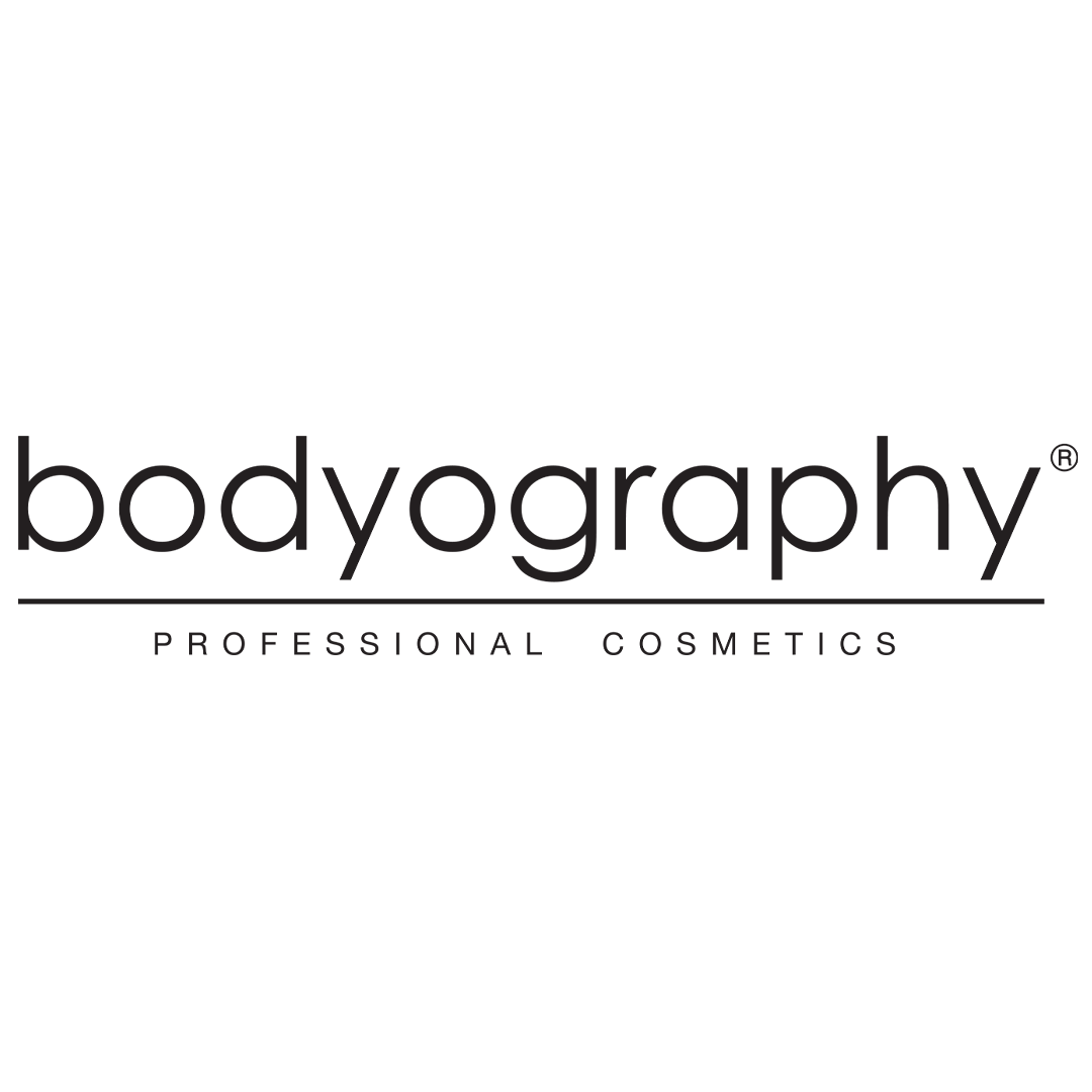 Bodyography Logo sold at The L Salon