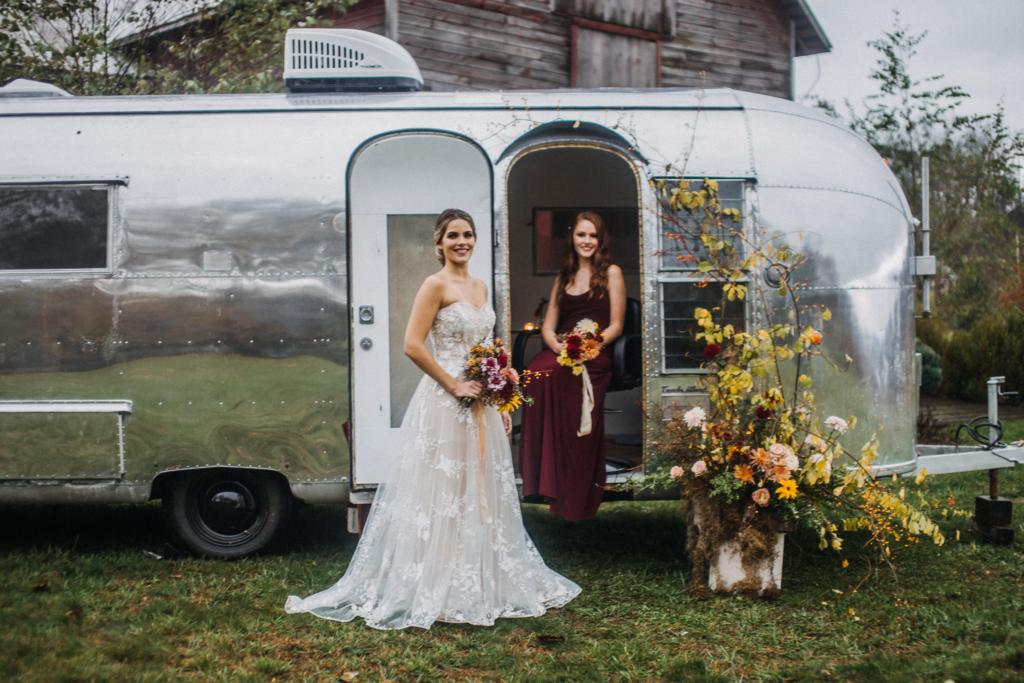 Bridal trailer